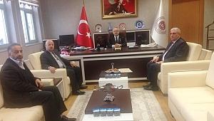 Mustafa Güneş, Kuruçay'la buluştu