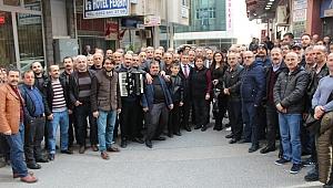 Recep Dursun'dan gövde gösterisi