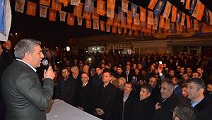 Şayir'den Diliskelesi'nde gövde gösterisi