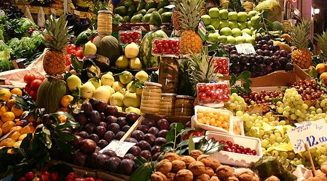 Sebze-meyve fiyatlarında yüzde 800'lere varan artış