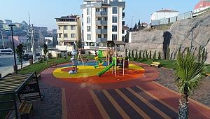 Şelaleli Park bugün açılıyor