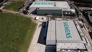 Siemens'e ihracat ödülü