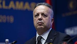 TİM Başkanı Gülle: İhracatçılar ocakta ülke bayrağını 219 ülkede dalgalandırdı