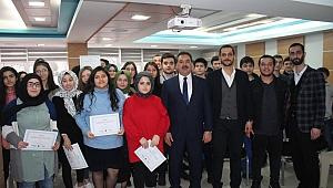 TÜGVA'da liderlik eğitimi