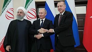 Türkiye-Rusya-İran Üçlü Zirvesi sona erdi