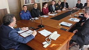18 Mart ve 19 Eylül için toplantı yapıldı