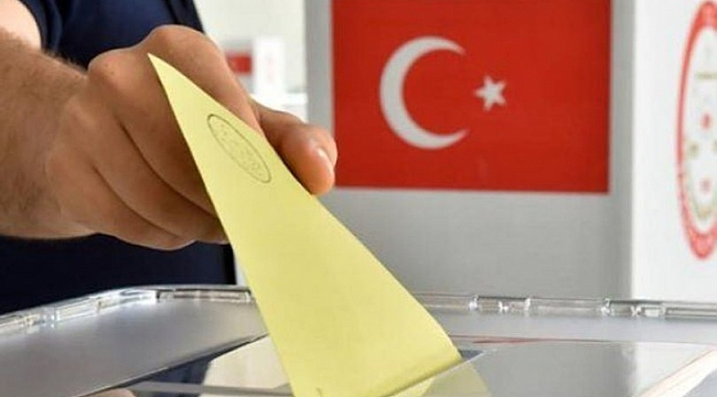 31 Mart'ta 1 milyon 156 kişi ilk kez oy kullanacak