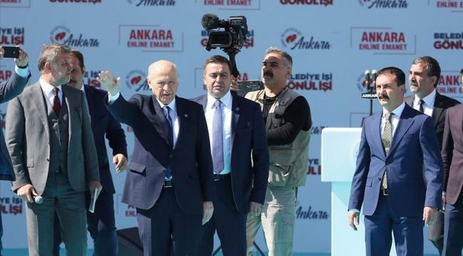 '31 Mart terör sevicilerle Türkiye sevdalıları arasındaki en kritik seçim olacaktır'