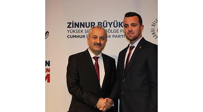 Ahmet Malkoç: Gebze için çalışacağız