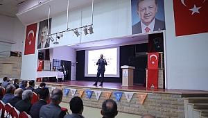 AK Parti'de sandık eğitimleri başladı