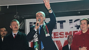AK Parti'den Alikahya'da gövde gösterisi