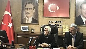 Genel Başkan Yardımcısı Usta, Kocaeli'ye geldi