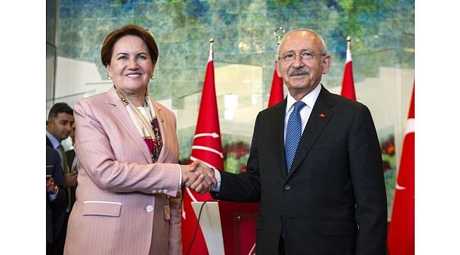Akşener ve Kılıçdaroğlu Kocaeli'ye geliyor
