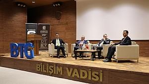 Bilim ve teknoloji öncüleri GTÜ'lü öğrenciler ile buluştu