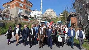 Büyükgöz'e Yavuz Selim'de  yoğun ilgi