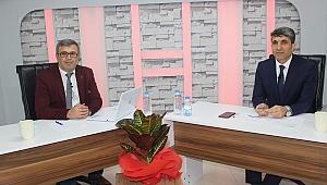 Çayırova Bayrak'ın hastane projesini konuşuyor