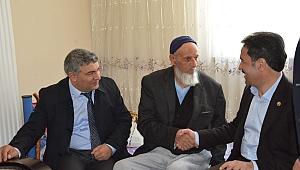 Cemil Yaman, Hamza Şayir'e destek istedi