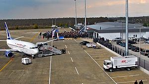 Cengiz Topel Havalimanı çalışmaya devam ediyor