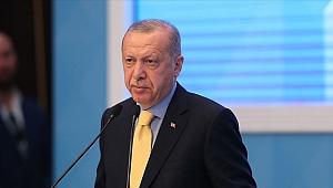 Cumhurbaşkanı Erdoğan bordo berelilere seslendi