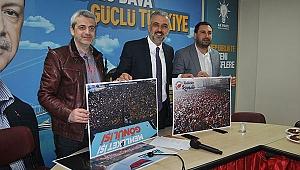 Cumhurbaşkanı, Eryarsoy'la anket paylaştı;