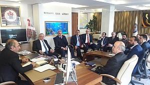 Darıca'da seçim güvenliği toplantısı