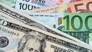 Dolar ve euro aşağı yönlü başladı