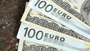 Dolar ve euro sakin başladı
