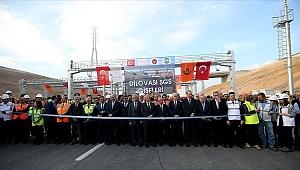 Erdoğan açılışı canlı bağlantıyla yaptı