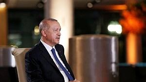 Erdoğan'dan Büyükakın'a övgü dolu sözler