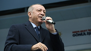 Erdoğan: Eğer fiyatlar yerine gelirse sahadan çekiliriz