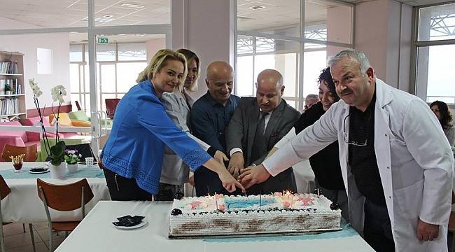 Farabi'de 14 Mart Tıp Bayramı unutulmadı