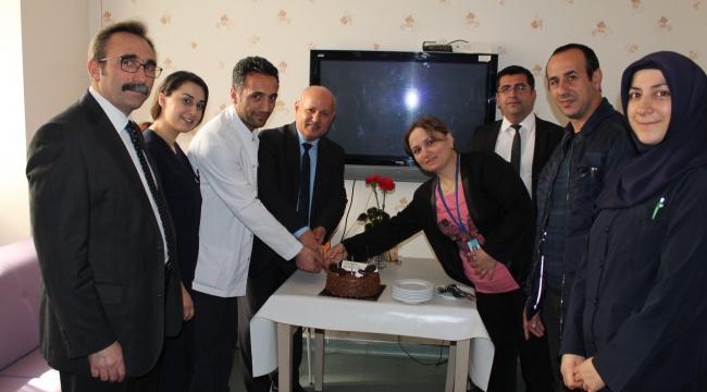 Farabi'de Tıp Teknisyenleri Günü unutulmadı