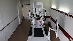 Farabi'de yürüme robotu hizmete giriyor