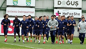 Fenerbahçe'de ders matematik