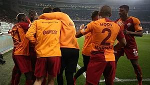 Galatasaray hedefini belirledi!