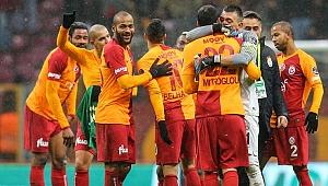 Galatasaray'ın hedefi '32'ye ulaşmak