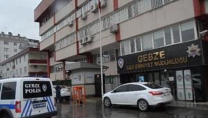 Gebze'de seçim günü 600 polis görev alacak