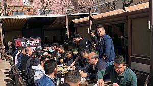 Gebze Works Otomobil Kulübü kahvaltıda buluştu