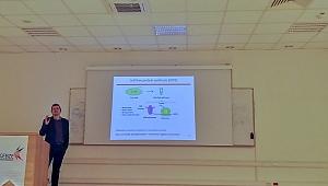 GTÜ'de protein mühendisliği konuşuldu