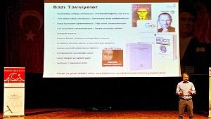 GTÜ'lü akademisyen Nanoteknolojiyi anlattı