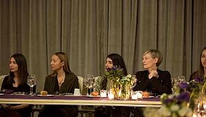 GTÜ'lü öğrenci 'Kadın Tasarımcılar Buluşması'na katıldı