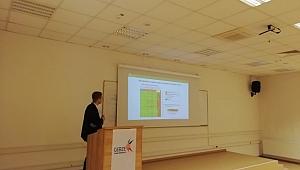 GTÜ, Prof. Maciej Giefing'i ağırladı
