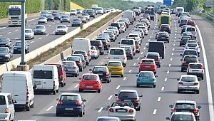 İşte Kocaeli'de trafiğe kayıtlı araç sayısı