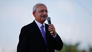 Kılıçdaroğlu: Bu güzel vatanı cennete döndürmek zorundayız
