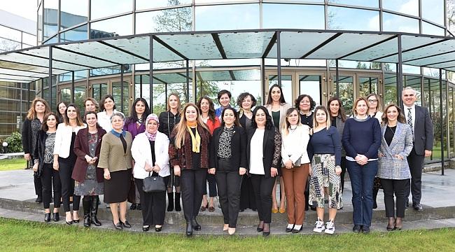 Kocaeli Kadın Girişimciler ilk İcra Kurulu toplantısını gerçekleştirdi