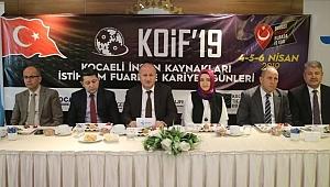 KOİF İstihdam Fuarı 19. kez açılıyor