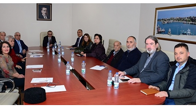 Komite, Nevruz Bayramı için toplandı