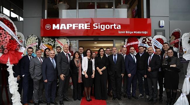 MAPFRE Sigorta İzmit Bölge Müdürlüğü yeni binasında!