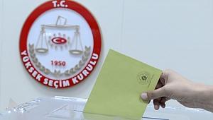 Seçim günü 553 bin personel görevi başında olacak