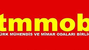 """TMMOB: """"Kadınlarımız temsil edilmemekte"""""""